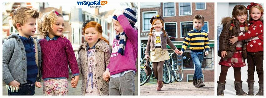 Mayoral Mini Niños