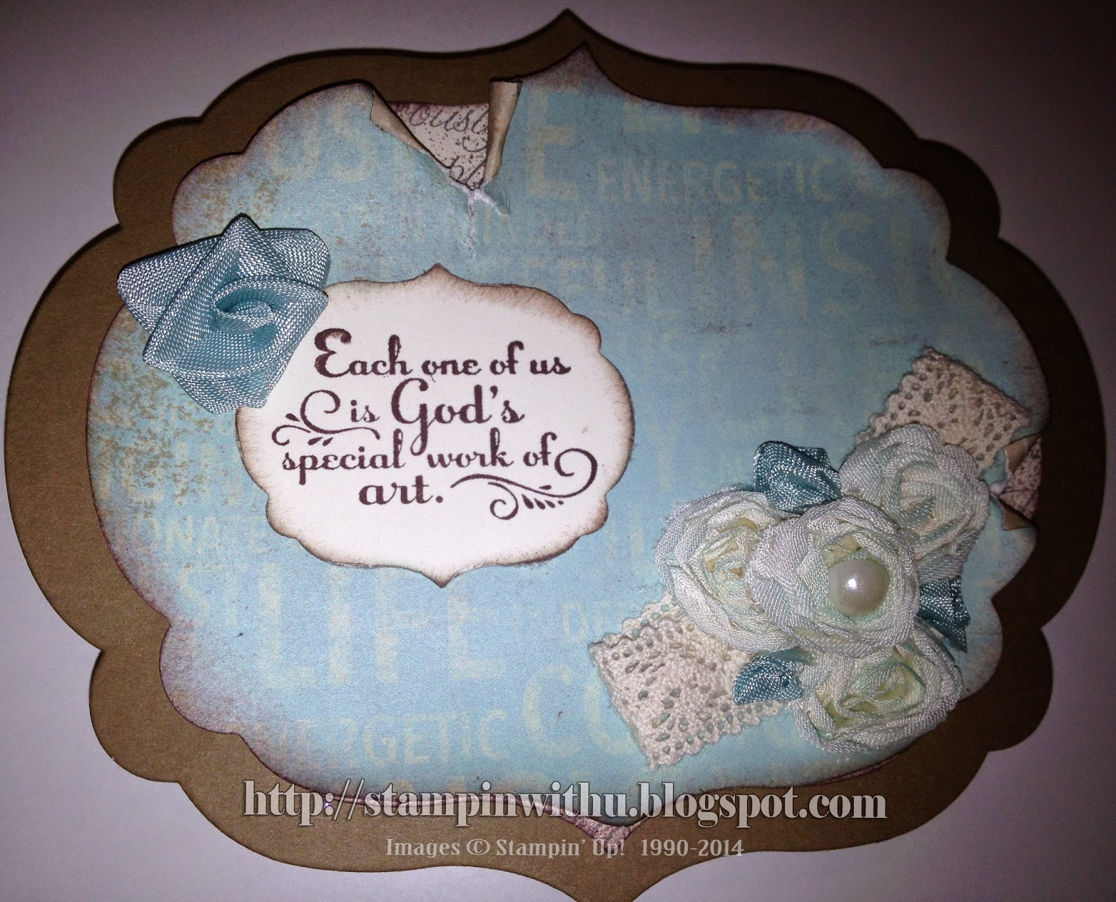 Chocolate Box made with Apothecary Art die cuts