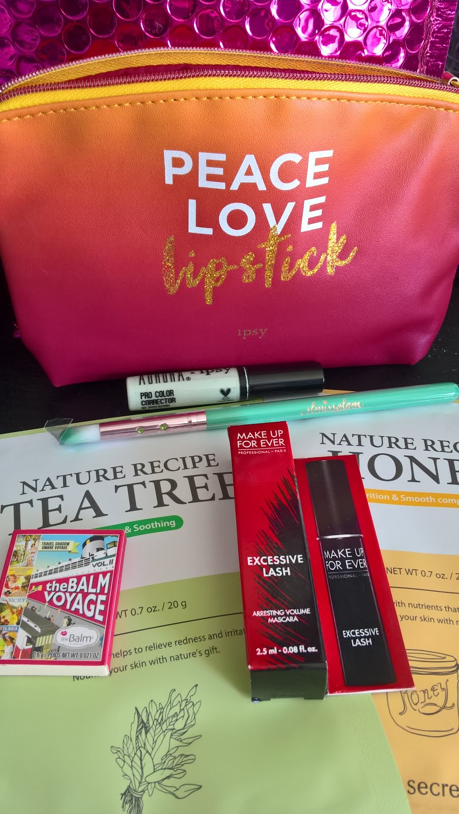 IPSY Beauty Bags