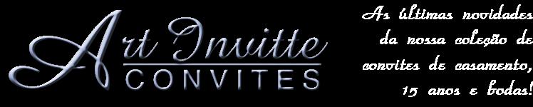 Art Invitte Convites – Convites para Casamento, Debutantes e Bodas