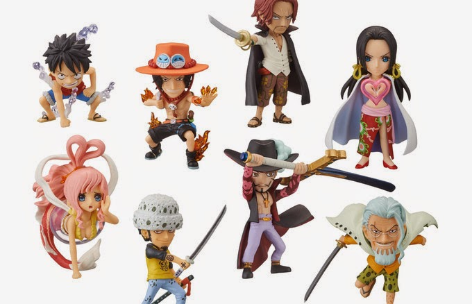 Jual Action Figure One Piece WCF Supremacy
