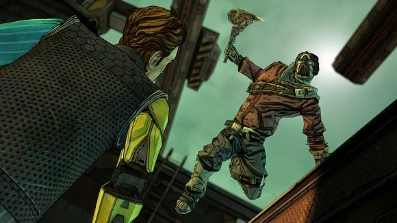 Game PC Gratis Tales from the Borderlands