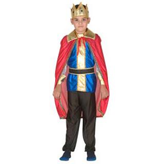 fotos, dicas e imagens de Fantasias de Rei e rainha