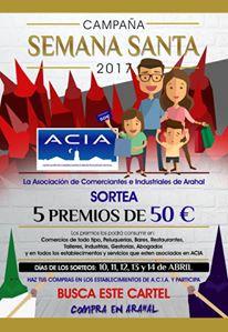 CAMPAÑA SEMANA SANTA 2017