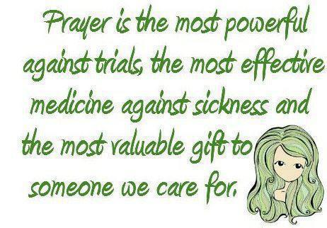 Prayer Quotes For The Sick For Someone Sick Quotes