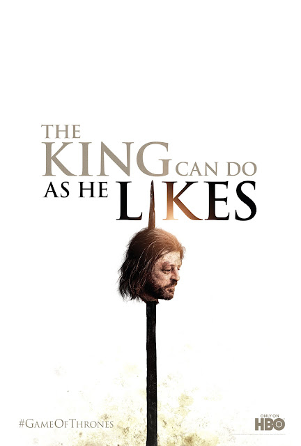 Game of Thrones fan poster