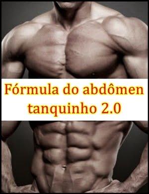 Fórmula do abdômen tanquinho 2.0
