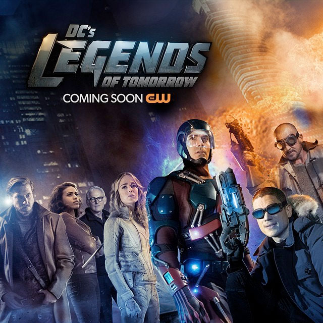 Legends of Tomorrow 2X07
