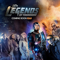 Serie Legends of Tomorrow 3X08