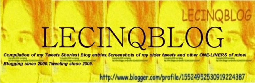 LecinQblog