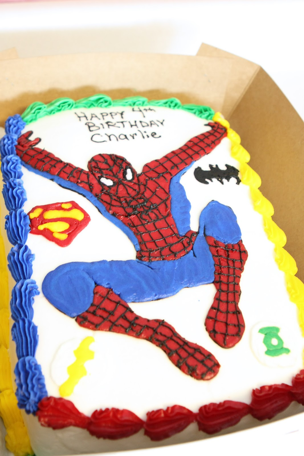 We Invited Some Of Charlies Friends To Join Him In Fighting The Bad Guys For His Party They Decorated T Shirt Capes Listened As Superman Daddy Read