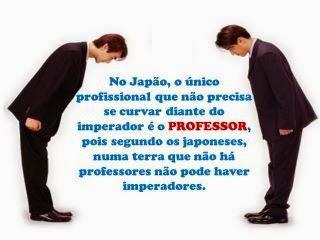 A importância do Professor.