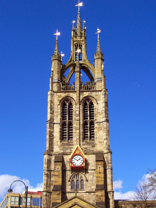 Photographs Of Newcastle: St Nicholas Cathedral