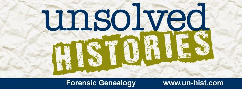 Unsolved Histories: Forensic Genealogy