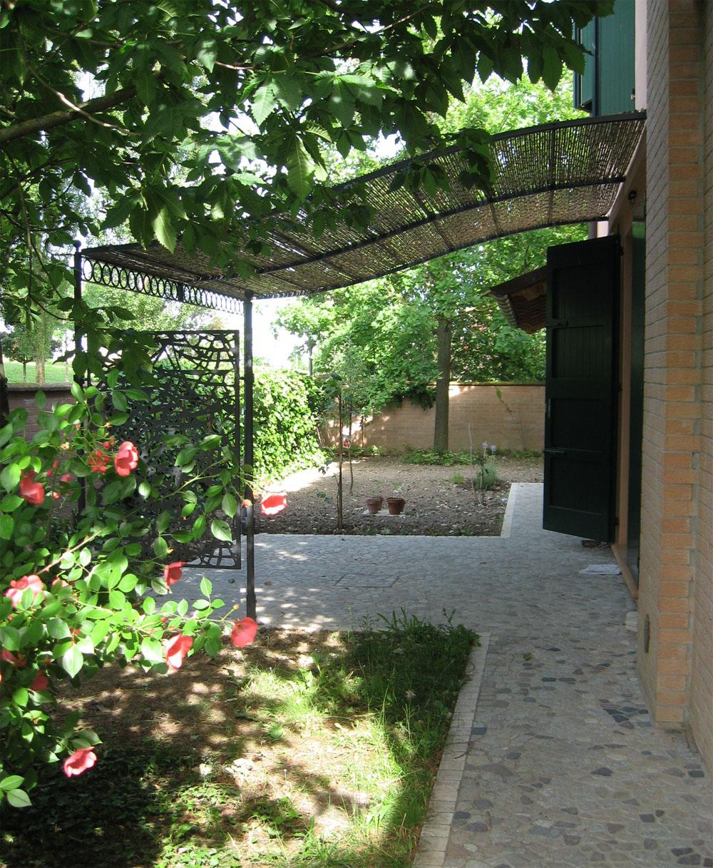Elena schiavi architetto d 39 interni progetto di for Progetto giardino villetta