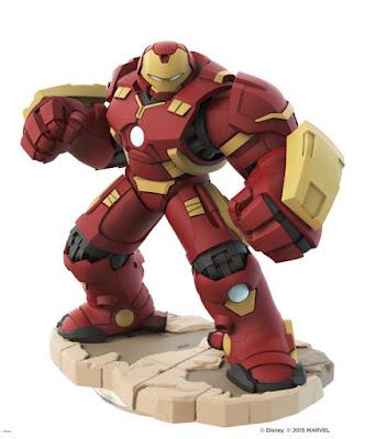 TOYS : JUGUETES - DISNEY Infinity 3.0 Marvel - Hulkbuster Figura - Muñeco - Videojuego Producto Oficial | A partir de 6 años | Comprar en Amazon