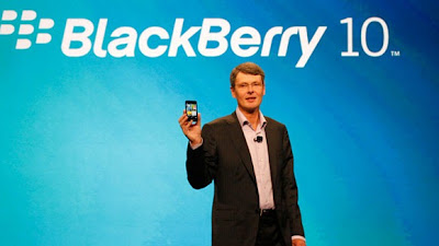 BlackBerry 10 conference