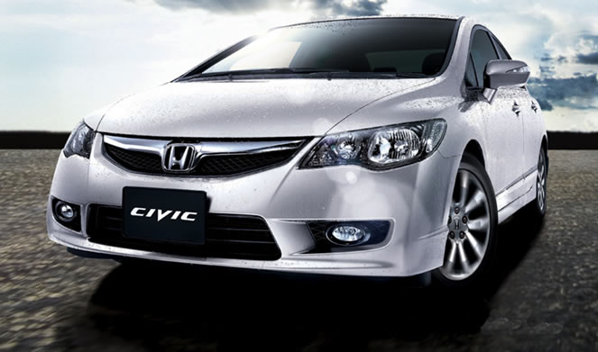 Life Stories New Honda Civic
