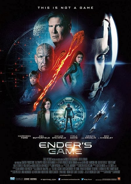 Ender's Game 2013 TSRip 400mb