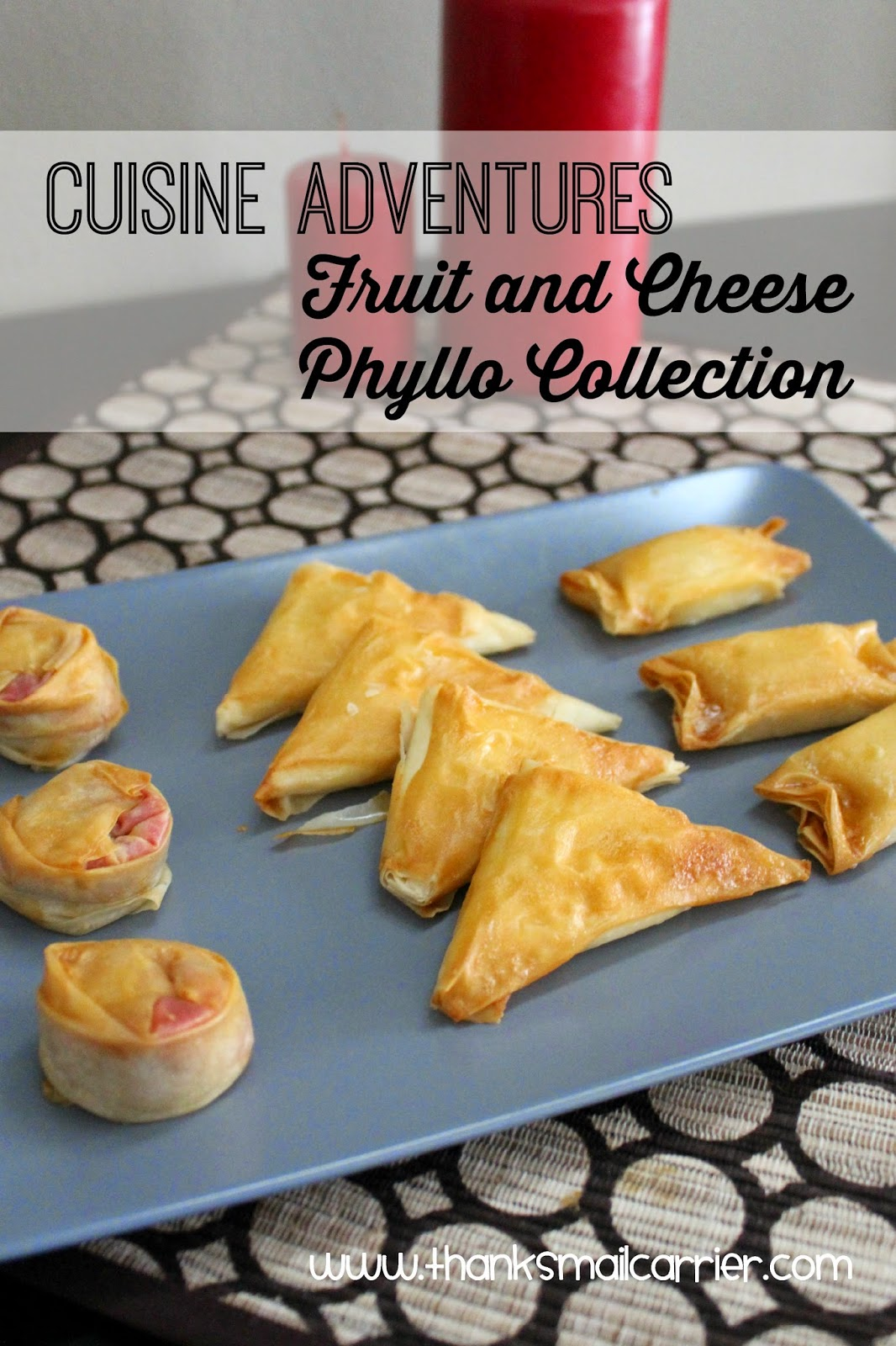 Cuisine Adventures phyllo collection review