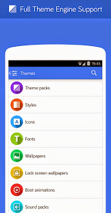 Flux White - CM11 Theme Apk Android