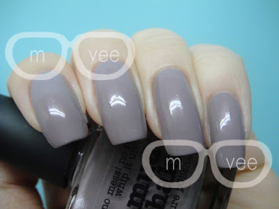 picture polish taupe