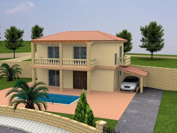 Beautiful modern homes latest mediterranean homes exterior designs ...