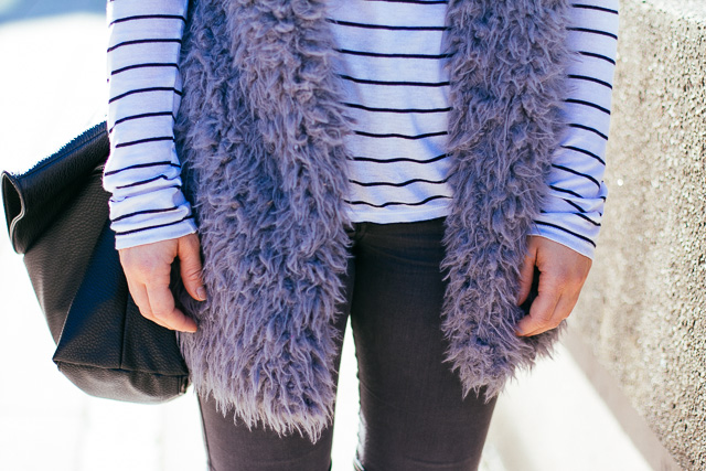 Fall in Vancouver makes for great fashion and styling, for In My Dreams blogger.