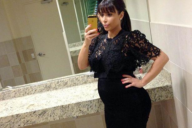 Welcome to SubNews.: Woah! Look how big Kim Kardashian's ...