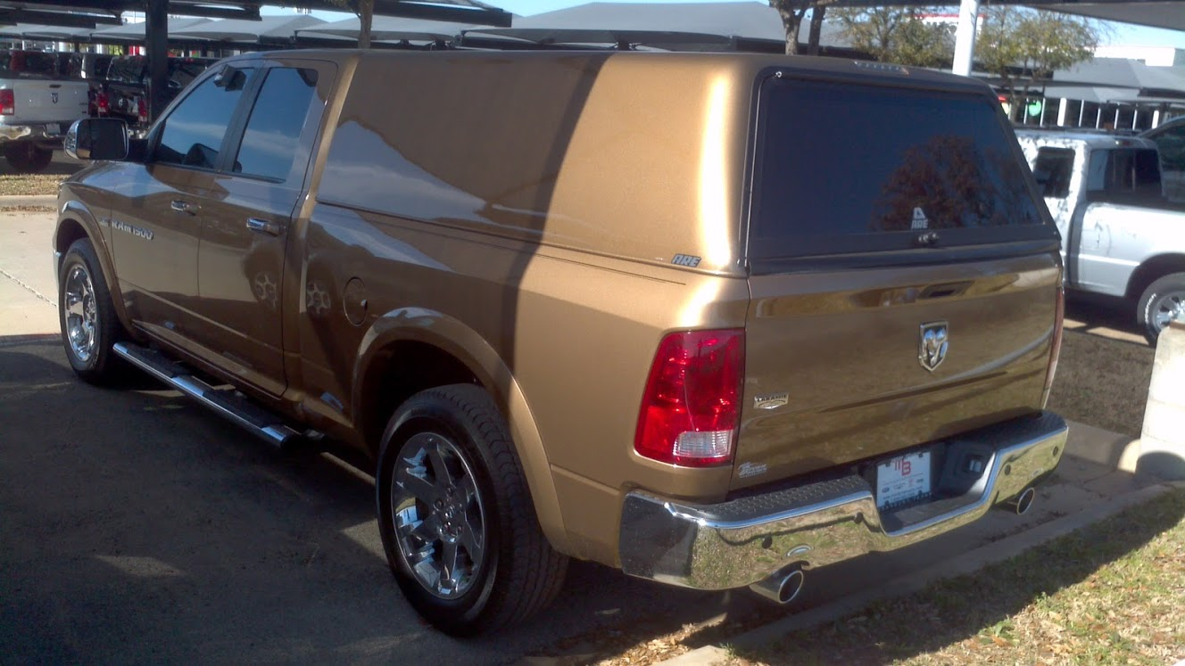 2011 Ram 1500 Laramie Truck Quad Cab 5.7L Hemi 24k miles ...