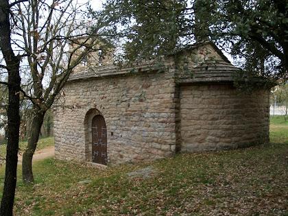 L'ermita de Sant Quirze i Santa Julita de la Roca o de Sant Quirze de Subiradells