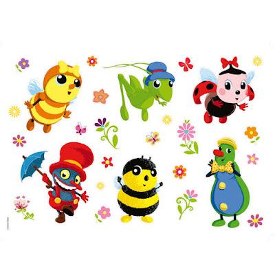 Les drôles de petites bêtes Dessin Animé enfant TAG