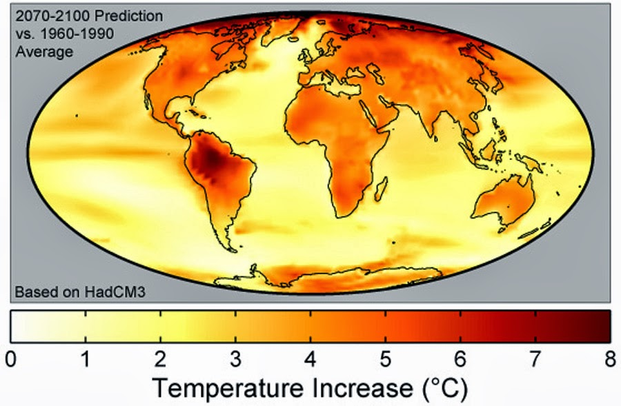 Oceanography and climate change?