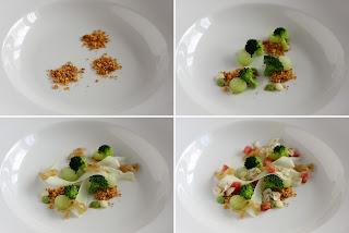 vegán vegetáriánus brokkoli karalábé füge fügeecet fehérbor hagyma lekvár hagymalekvár pörkölt földimogyoró mogyoró