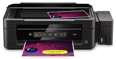 epson L355 printer with tanks