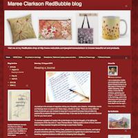 My RedBubble Blog