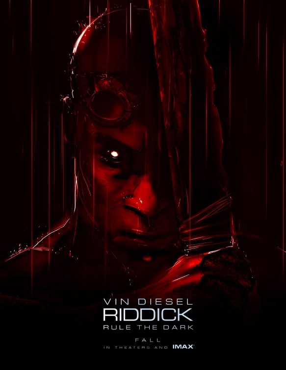 New Posters: RIDDICK, PERCY JACKSON: SEA OF MONSTERS ...