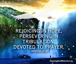Hope. The world needs it.