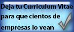 Envío de Curriculum