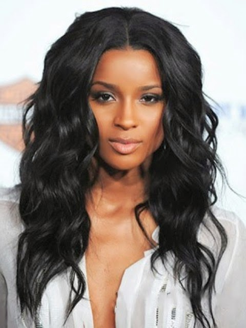 Nice Hairstyles For Black Girls With Long Hair 1