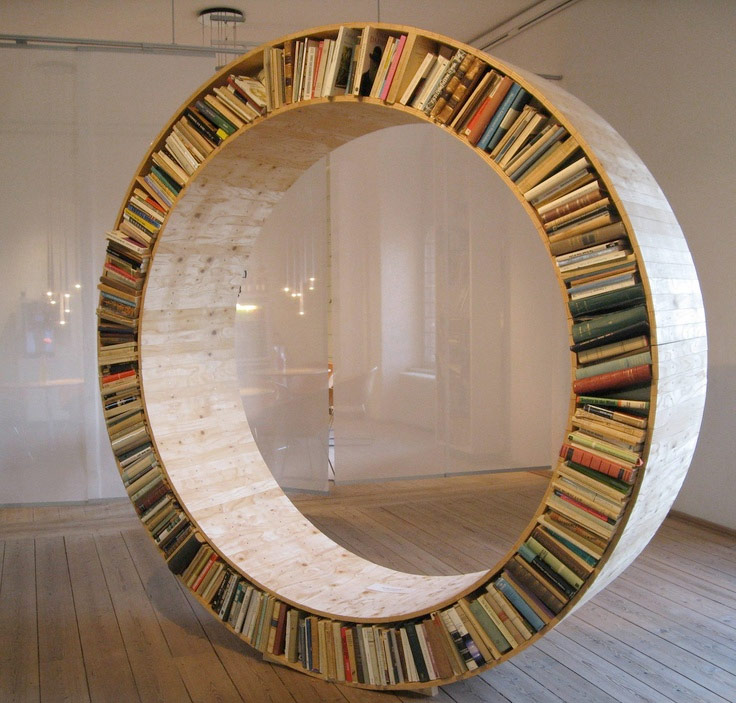 home decorista: spice up your room with a creative bookcase