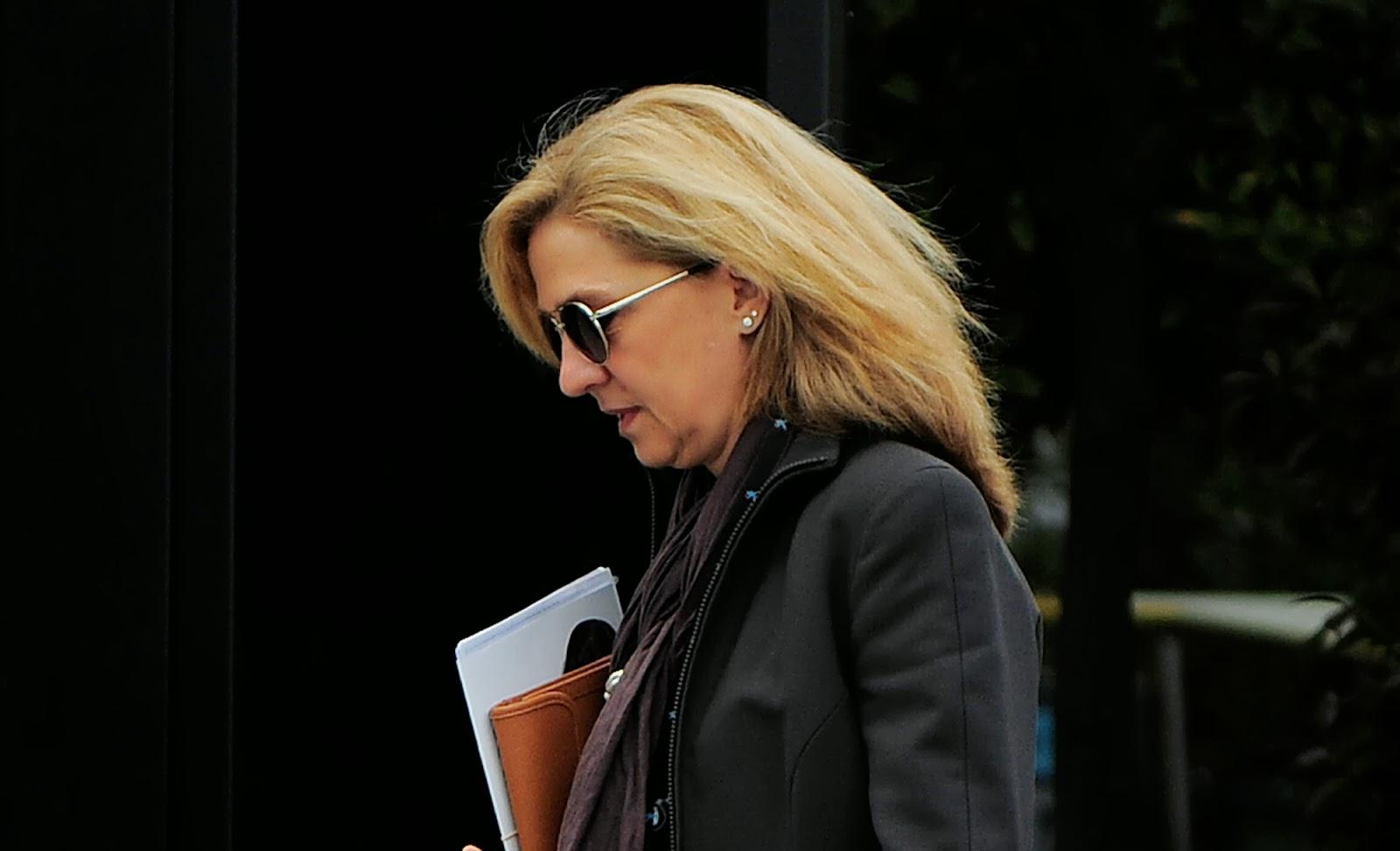 La Infanta Elena Imputada en el caso Nóos