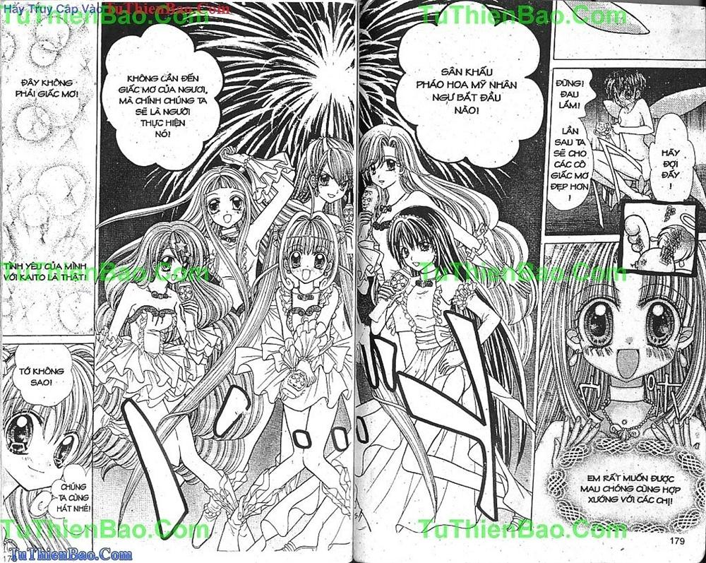 Viên Ngọc Nàng Tiên Cá Chapter 5 - Trang 88