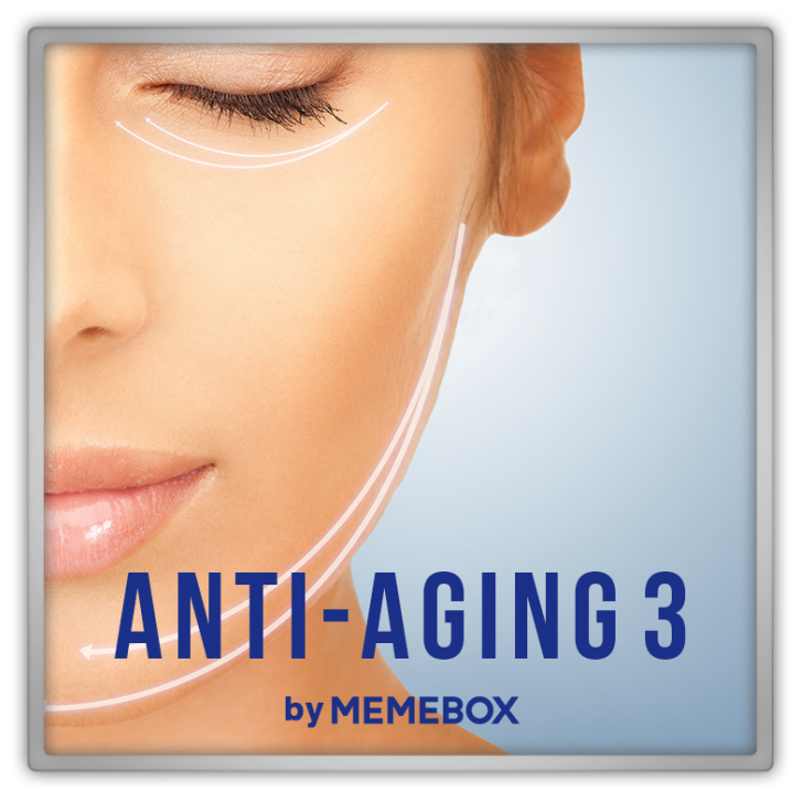 memebox Superbox 50 # Anti-Aging 3 미미박스 Commercial New arrival