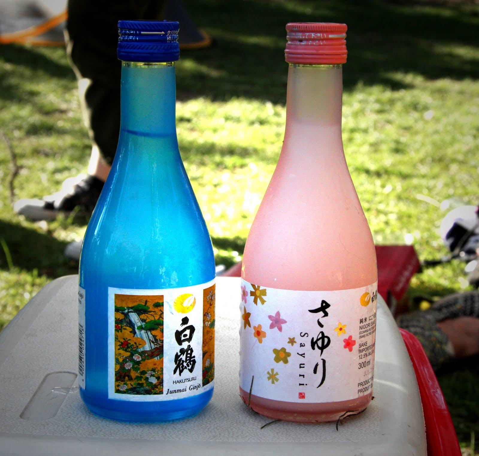 sakura hanami toronto highpark sake