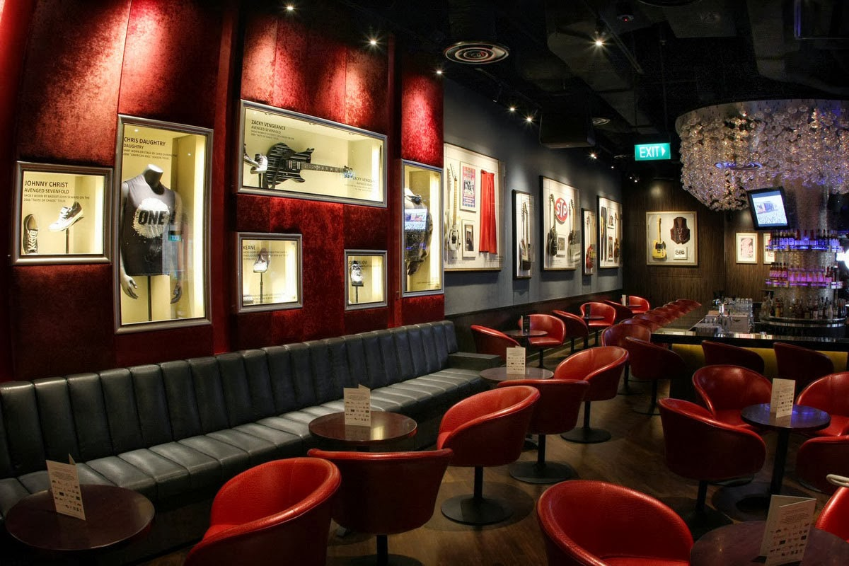 Jazz Club Interior Cafe interior design