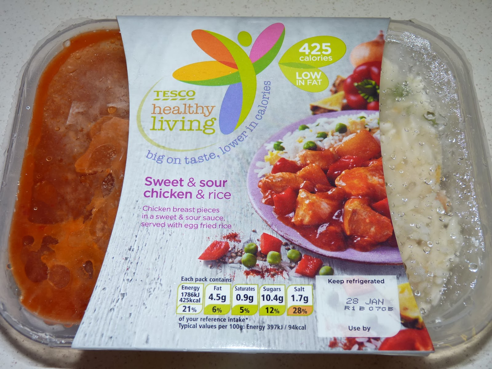 Live love laugh healthy living with tesco sweet forumfinder Gallery