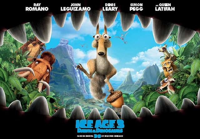 Ice Age: Dawn of the Dinosaurs (2009/geo) BDRip