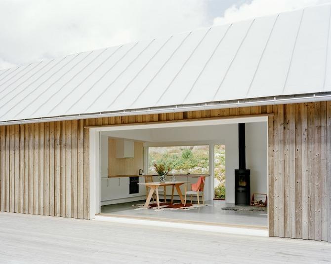 Casa de verano m de mikael bergquist blog arquitectura y - Casas escandinavas ...