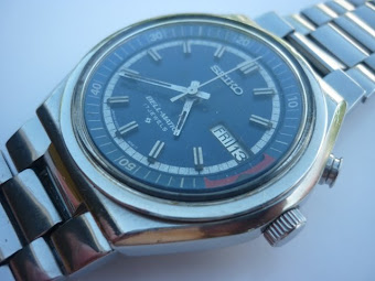 Seiko Bellmatic (SOLD)